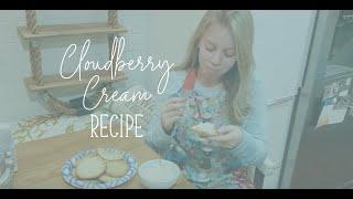 Fancy Food Friday: Cloudberry Cream