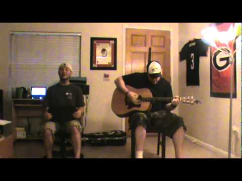 Fuel Hemorrhage In My Hands Acoustic Cover Youtube