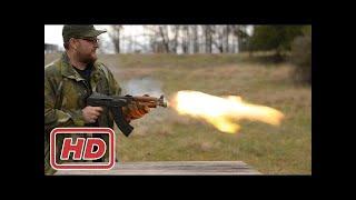 Kalaschnikow vs. M16 - Der Kalte Krieg der Waffen (Doku)