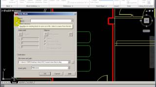 Autocad Practice Essentials - Part 7 - Creating 'blocks'