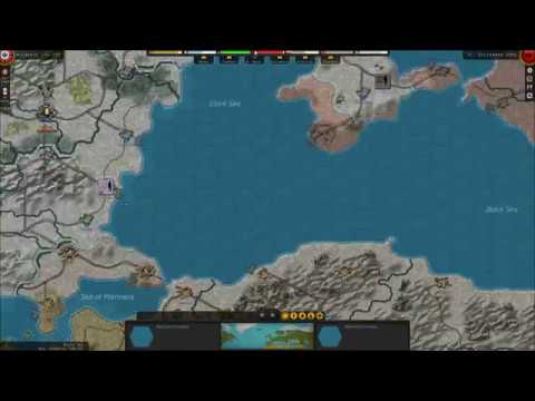 Strategic Command: WWII War in Europe - El invierno ruso #10