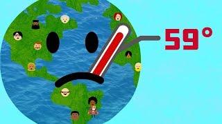 Is a warmer world a better world?