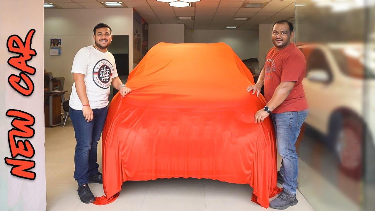 Vishwa Ki New Car Aa Gayi..! 😍 🚙