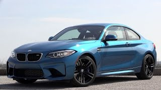 2017 BMW M2: Review