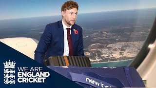 England Players Arrive In Australia - The Ashes 2017/18