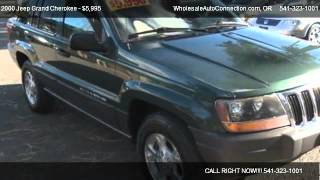 2000 Jeep Grand Cherokee Laredo - for sale in Bend, OR 97702