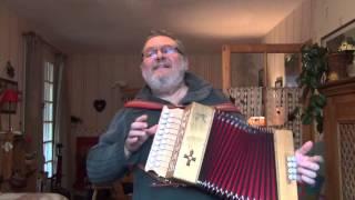 En Dro ( ou An Dro) à l'accordéon diatonique