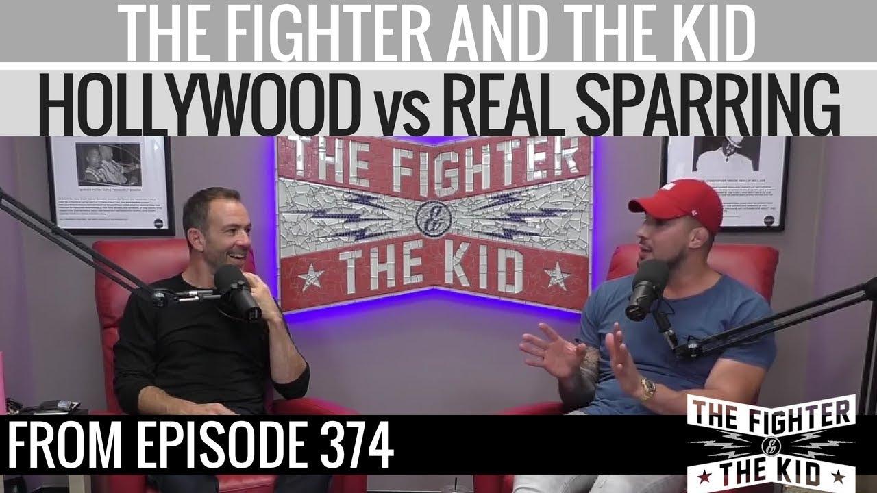 hollywood-sparring-vs-real-sparring-tfatk-highlight