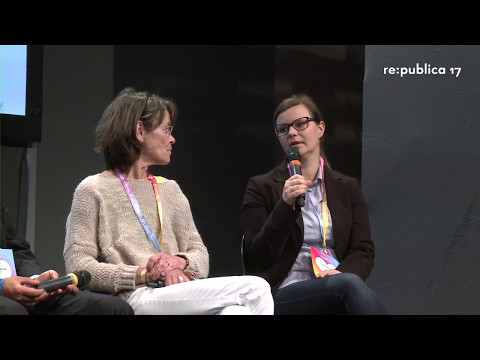 re:publica 2017 - Arbeiten wir bald alle in der Cloud?