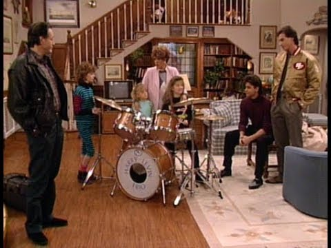 D.J.'s drumset | Full House