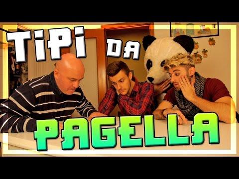 TIPI da PAGELLA