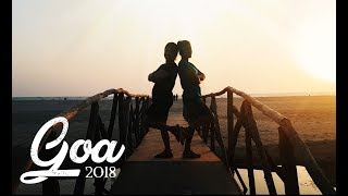 Goa, India | A beach Holiday | Cinematic Travel Video (4k)