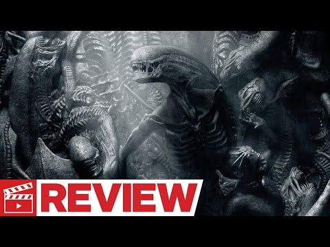 Alien: Covenant Review (2017)