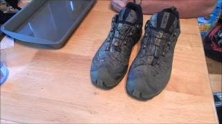 Tactical Yet Practical Salomon XA Pro 3D Ultra 2 Gore Tex® Trail Shoes review