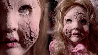 BROKEN DOLL Halloween Makeup Tutorial [feat. Rob Dyke]