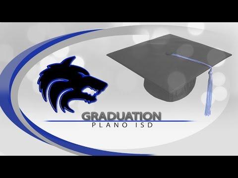 Plano West Senior High School Graduation 2016