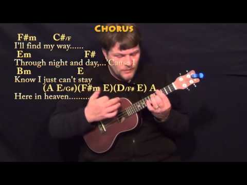 Tears in Heaven (Clapton) Ukulele Cover Lesson with Chords/Lyrics