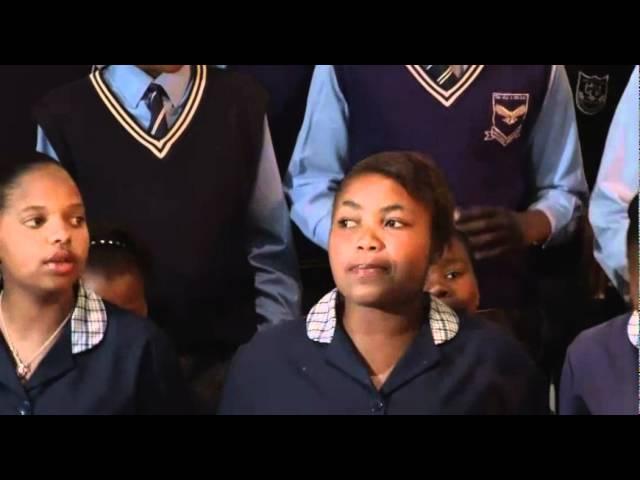 ACSA School Choir Competition 2011 Moletsane High School