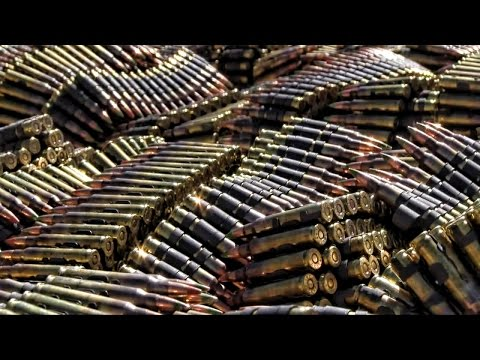 Marines Crew Served Weapons • Live Range