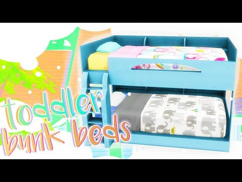 Toddler Bunk Beds Mod Review Youtube