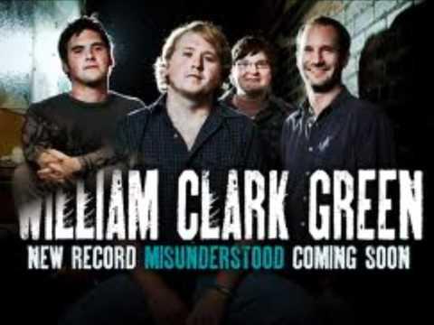 William Clark Green- Caroline(With Lyrics)