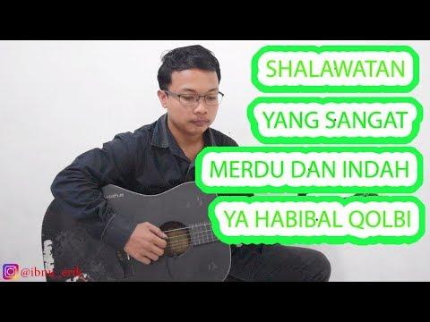 YA HABIBAL QOLBI - versi SABYAN(cover nisa syaban by ibnuerik)
