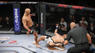 EA Sports UFC 2 Gameplay: Robbie Lawler vs Rory Macdonald