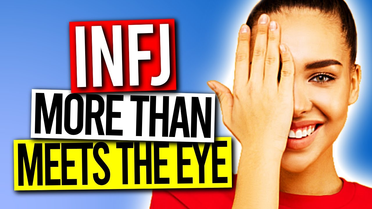 10 Things Others Can't See In The INFJ | The Rarest Personality Type
