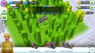 Learn how to earn 500k in SimCity BuildIt - No Cheats Part 1
