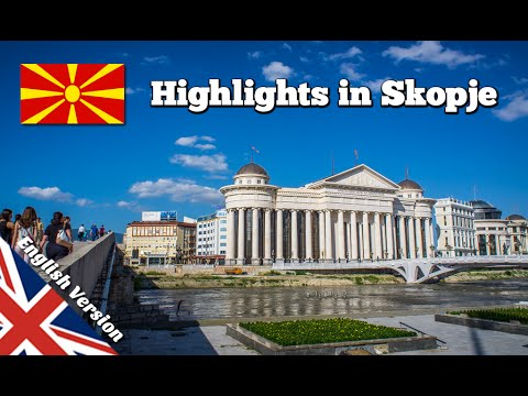5 Things to do in Skopje, Macedonia (Balkan Road Trip 02)