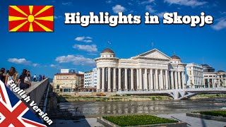 5 Things to do in Skopje, Macedonia (Balkan Road Trip 02)