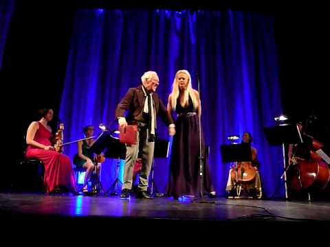 Duet Malena Ernman och Olof Thunberg