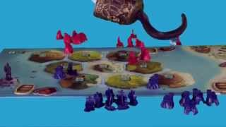 Catan Junior - White Glove Demo