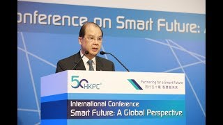 Opening Speech - Mr. Matthew CHEUNG, Acting Chief Executive, Hong Kong Special Administrative Region