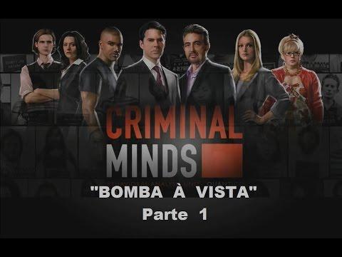 Mentes Criminosas - Bomba à Vista - Parte 1 ( JOGO DE OBJETOS OCULTOS E PUZZLES )