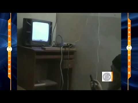 Entire bin Laden raid caught on tape via...
