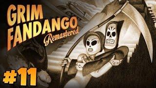 Let's Play Grim Fandango Remastered #11 [Deutsch|PS4]