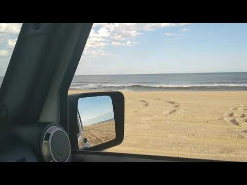 Fort Fisher State Park: 4x4 Off Road Beach