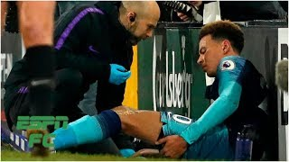 Tottenham's injury crisis is getting worse as Borussia Dortmund looms | Champions League