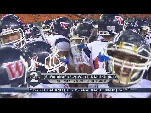 Marquee Matchup: (5) Waianae vs. (1) Kahuku