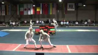 5022011 ms GP individual Plovdiv 8 red YAKIMENKO Alexey RUS 15 vs HARTUNG Max GER 14 sd No