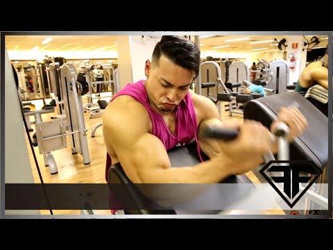 Mr.Olympia - Esmagando Biceps