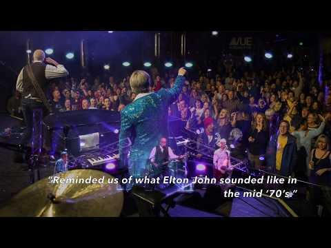 Elton Rock Tribute Dogs Of Society–Grey Seal LIVE + Fan Quotes