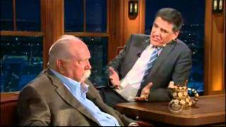 Craig Ferguson 11/23/11E Late Late Show <b>Wilford Brimley</b> XD ...
