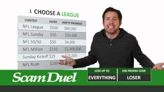 Scam Duel Commercial