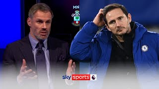 Does Frank Lampard avoid criticism due to his relationship with pundits? | MNF