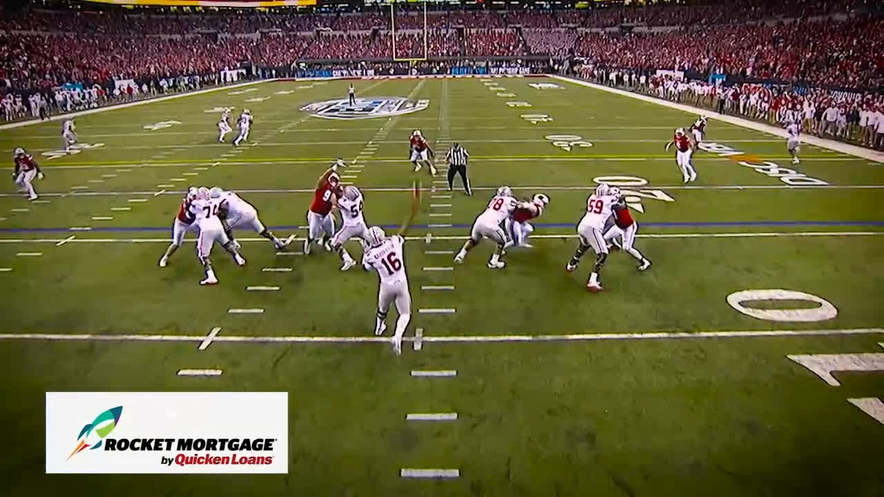 Football in 60 Seconds: 2017 Big Ten Championship