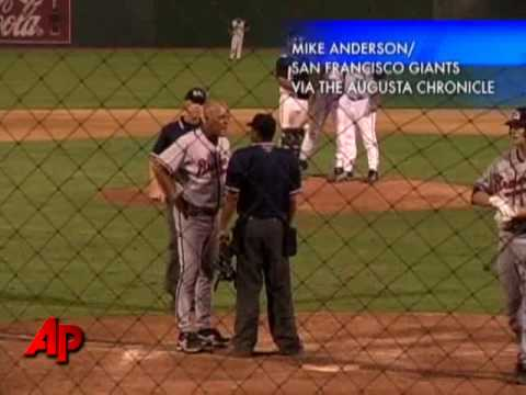 Raw Video: Minor League Manager Tirade