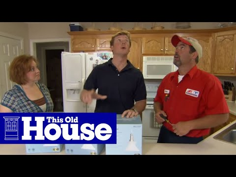 How to install a pendant light this old house youtube aloadofball Image collections
