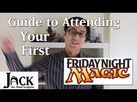 Magic: The Gathering  Attending Your First FNM